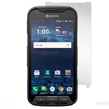 Gadget Guard Kyocera DuraForce Pro Black Ice Edition Glass Screen Protector