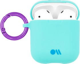 Case-Mate Hookups Neon Apple Airpod Case And Neck Strap