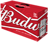 Labatt Breweries 24C Budweiser 8520ml