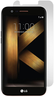 Gadgetguard LG LV 5 Black Ice+ Glass Screen Guard