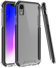 Blu Element iPhone XR DropZone Clear Rugged Case