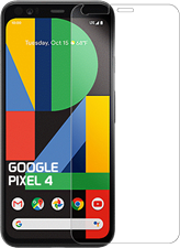 Cellet Pixel 4 Clear Glass Screen Protector