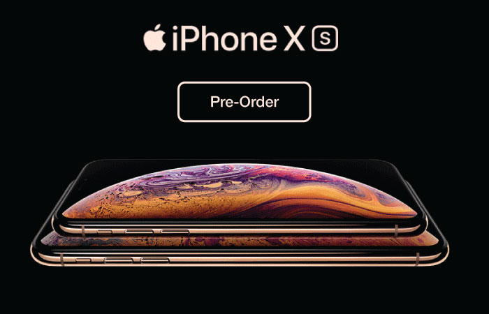 iPhone XS at Tom Harris Cellular TELUS & Koodo