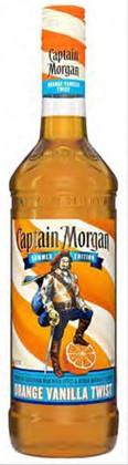 Captain Morgan Orange Vanilla Twist 750ml