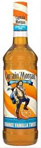 Diageo Canada Captain Morgan Orange Vanilla Twist 750ml