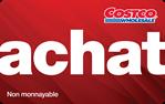 Cartes Achat de Costco sur certains téléphones et forfaits.