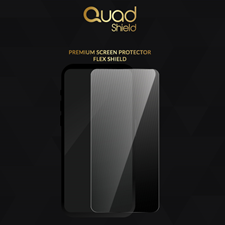 Quad iPhone 12 Pro Max 6.7 Tempered Glass Clear