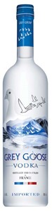 Bacardi Canada Grey Goose Vodka 750ml