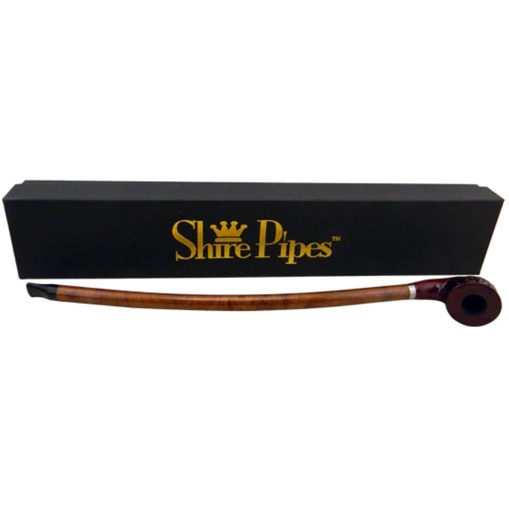 """Shire Pipe, 15"""" Curved Stem Pipe"""