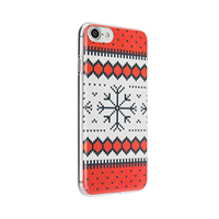 FLAVR iPhone 8/7/6s/6 Ugly Xmas Sweater Case
