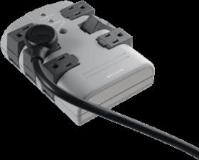 Belkin Pivot Surge Protector 6-Port 1080 Joules