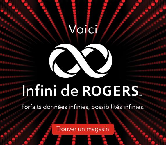 Infini de Rogers