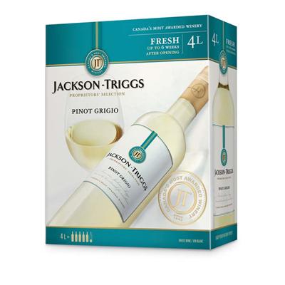 Arterra Wines Canada Jackson-Triggs Prop Select Pinot Grigio 4000ml