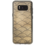 Sonix Clear Case for Samsung G955 Galaxy S8+ (GILDED GOLD)