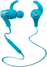 Monster Cable Products iSport Bluetooth Wireless In-Ear Sport Headphones