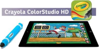 Griffin iPad  Crayola ColorStudio HD