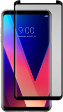 LG V30/V30 Plus Black Ice Cornice Curved Edition Screen Guard