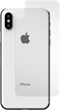 Gadget Guard iPhone X Black Ice Edition Back Glass