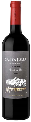 Bacchus Group Santa Julia Reserve Malbec 750ml
