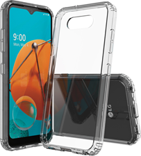 Blu Element K31 DropZone Rugged Clear Case