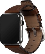 Sena Apple Watch Series 4 44mm Leather Watchband