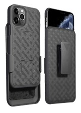 Base - iPhone 13 Duraclip Series Combo Case w/ Belt Clip Holster