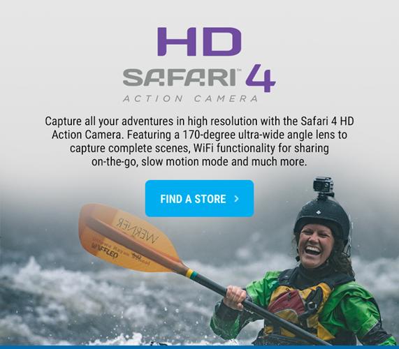 Safari 4 Action Camera - Find a store
