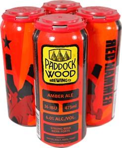 Paddock Wood Brewing Paddock Wood Red Hammer 1892ml