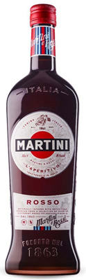 Bacardi Canada Martini & Rossi Sweet Vermouth 500ml
