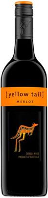 Philippe Dandurand Wines Yellow Tail Merlot 750ml