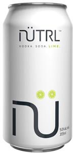 Mike's Beverage Company 6C Nutrl Vodka Soda Lime 2130ml