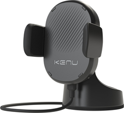 Kenu Airbase Suction Dash Mount w/ Qi Charger