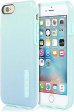 Incipio Apple Iphone 6/6s Dualpro Glitter Hard Shell Case With Silicone Core - Mint