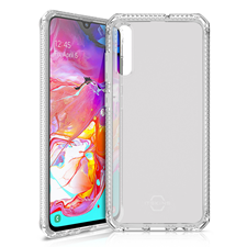 ITSKINS Spectrum Clear Case For Galaxy A70