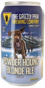 Grizzly Paw Brewing Company Grizzly Paw Powder Hound Blond