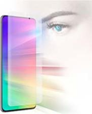 Zagg Galaxy S20 InvisibleShield Ultra VisionGuard+ Case Friendly Screen Protector