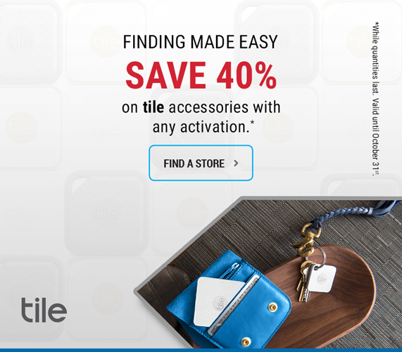 Save 40% on Tile accessories
