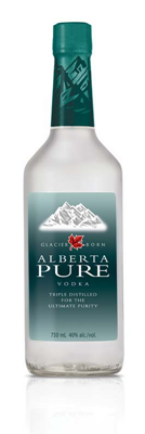 Beam Suntory Alberta Vodka 750ml