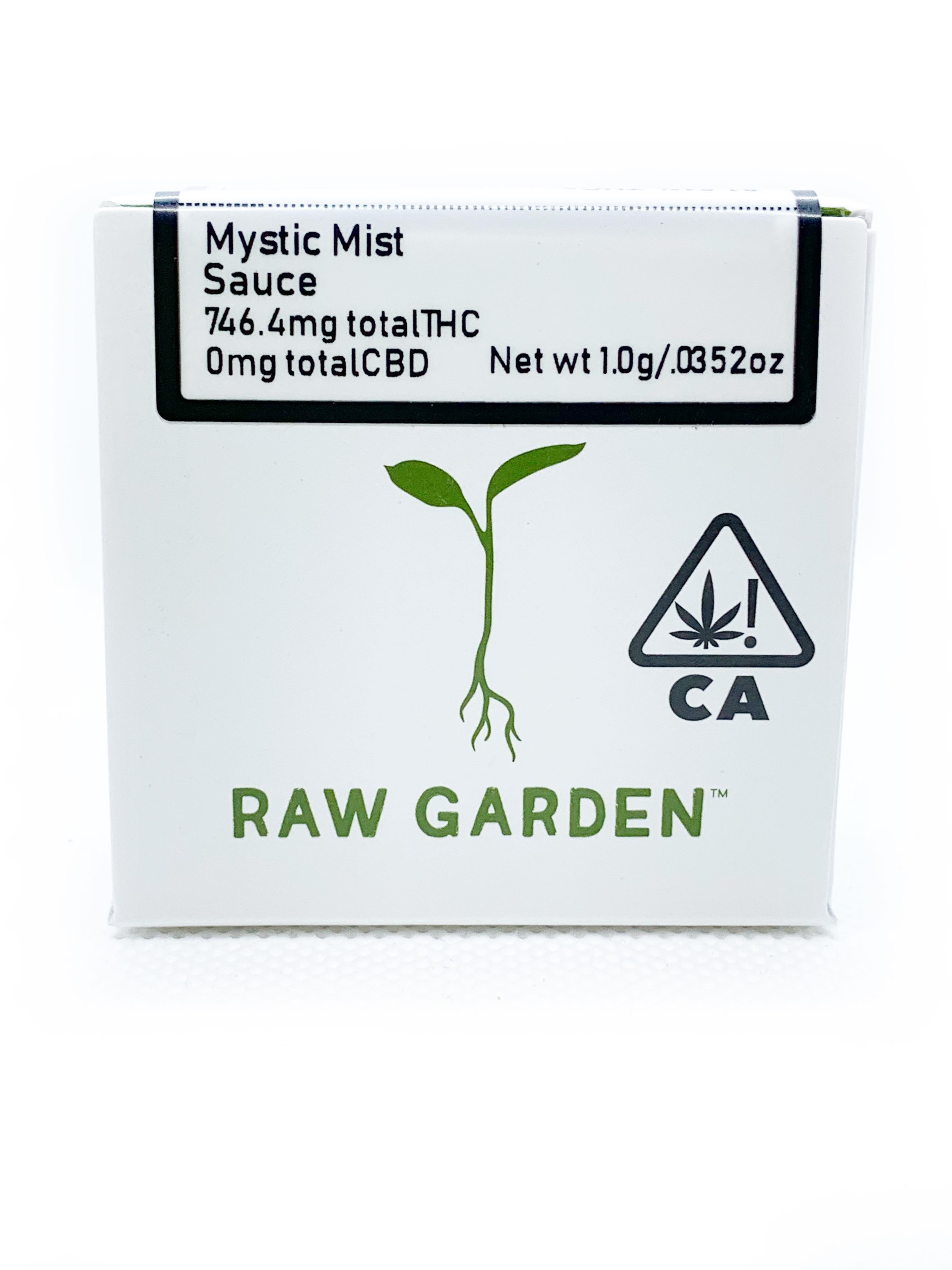 RG: Mystic Mist Sauce 1g