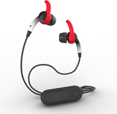 iFrogz Sound Hub Plugz In Ear Bluetooth Headphones