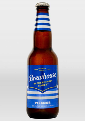 Great Western Brewing Company 12B Brewhouse Pilsener 4092ml