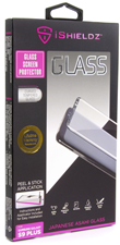 IShieldz Galaxy S9 Curved Full Glue Tempered Glass Screen Protector