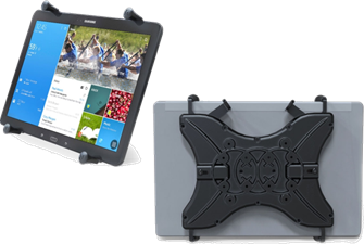 "RAM Mounts X-Grip Universal 12"" Tablet Holder Mount"