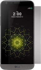 Gadgetguard LG G5 Black Ice Screen Protector