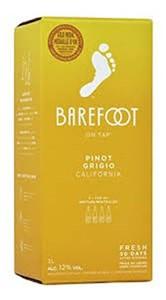 E & J Gallo Barefoot Cellars Pinot Grigio 3000ml