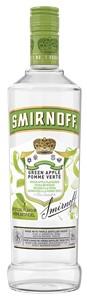 Diageo Canada Smirnoff Green Apple Vodka 750ml