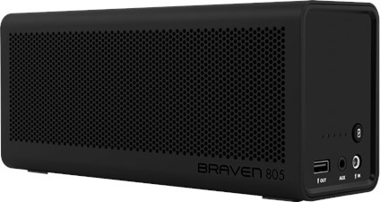 Braven 805 Portable Wireless Speaker 4400mAh