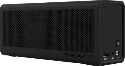 Braven 805 Portable Wireless Speaker 4400mAh