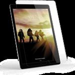 UAG iPad Pro 12.9 (Gen2) Screen Protector