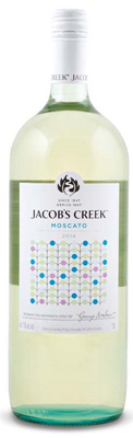 Corby Spirit & Wine Jacob's Creek Moscato 1500ml